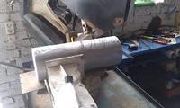 Круг алюминиевый 350 мм Д16