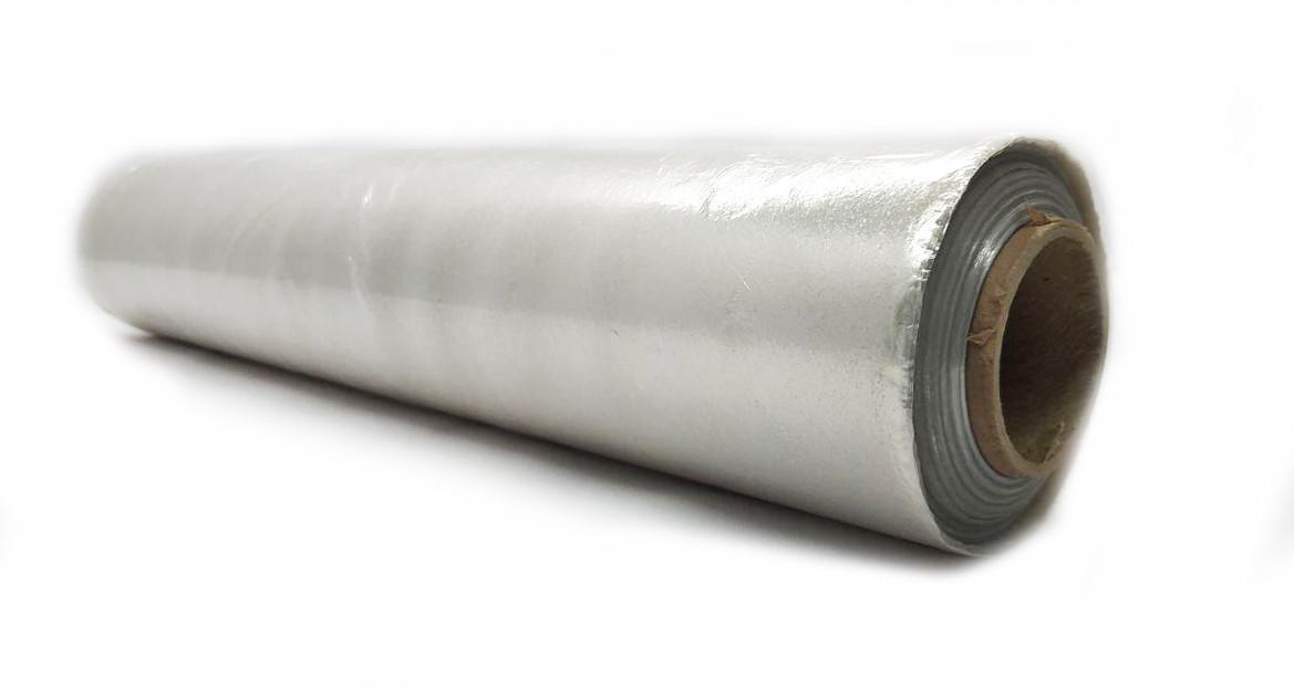Стрейч пленка техническая, упаковочная, 2 сорт, 500х20х218 м, вес  — 2.2 кг