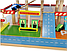 Детский деревянный паркинг для автомобилей, фото 8