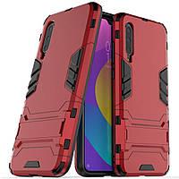 Чехол Iron для Xiaomi Mi 9 Lite бампер противоударный оригинальный Red