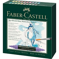 Набор маркеров Faber Castell ALBRECHT DURER 20 цв. (160320)