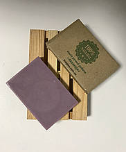 Натуральное мыло ручной работы Лаванда, натуральне мило ручної роботи