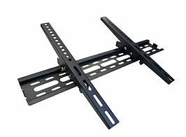 Наклонный кронштейн для телевизора (черный или белый / VESA 600*400/50кг) КБ-907MT 16208