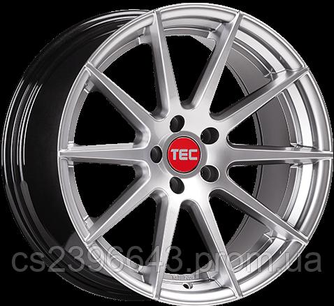 Колесный диск TEC Speedwheels GT7 Ultralight  19x8,5 ET40