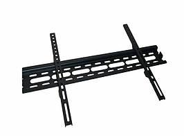 Фиксированный кронштейн для телевизора (черный или белый / VESA 600*400/50кг) КБ-907MF  16206
