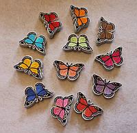 Бабочка 10032 упаковка 12 шт