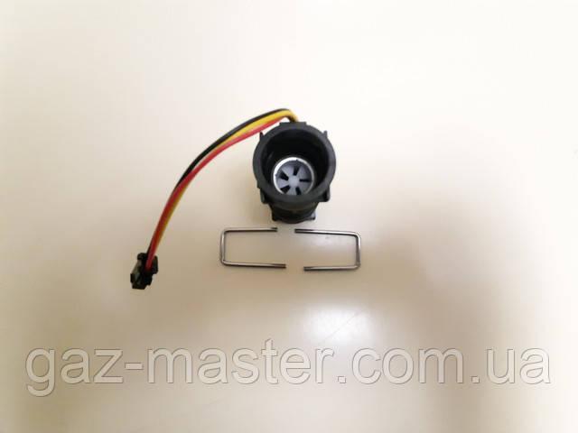 реле протока zoom, датчик протока nobel, датчик протока Rocterm, реле протока nobel, Датчик протока на 3 провода под защёлку, Датчик протока  3 провода под защёлку