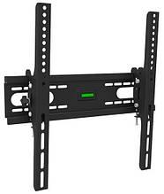 Наклонный кронштейн для телевизора (черный или белый / VESA 400/30кг) КБ-905ST  16207