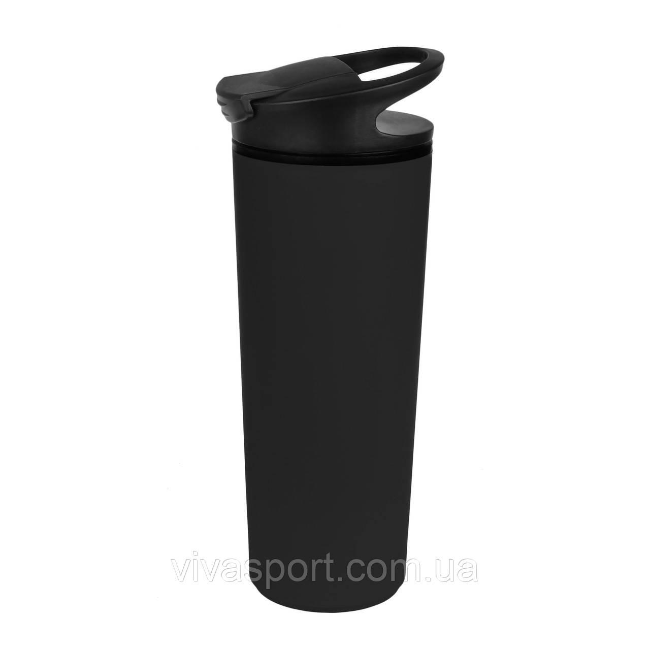 Термокружка-непроливайка, черный