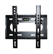 Наклонный кронштейн для телевизора (VESA 200/35кг) КБ-60М  16215