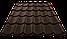 Металлочерепица матовый полиэстер 0,45 от производителя, фото 2