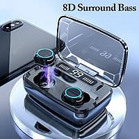 M11 TWS Bluetooth Stereo Наушник Active Шумоподавление LED Дисплей Наушники с аккумулятором 2000 мАч