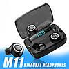 M11 TWS Bluetooth Stereo Наушник Active Шумоподавление LED Дисплей Наушники с аккумулятором 2000 мАч, фото 7