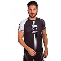 Комплект компрессионный мужской (футболка с коротким рукавом и шорты) VNM CO-8131-CO-5446