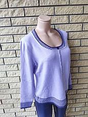 Кофта, свитер женский  большого размера VOLARY, Турция, фото 2