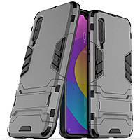 Чехол Iron для Xiaomi Mi 9 Lite бампер противоударный оригинальный Gray