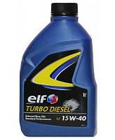 Моторное масло 15W40 Sporti TXI SL/CF 1л ELF