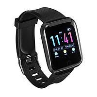 Умный фитнес браслет Smart Band 116 Plus смарт часы с тонометром