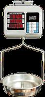 Весы торговые подвесные ВТД-ОCЕ (led) світлодіодний дисплей (LED) 15 кг