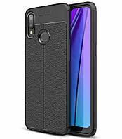 Чохол Touch для Samsung Galaxy A10s / A107F бампер оригінальний Auto Focus Black