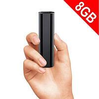 Цифровой диктофон с большим временем работы Hyundai K705, 300 часов VOX 8 Гб