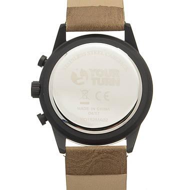 Чоловічий годинник Your Turn ZYT016 Black Б/У, фото 2