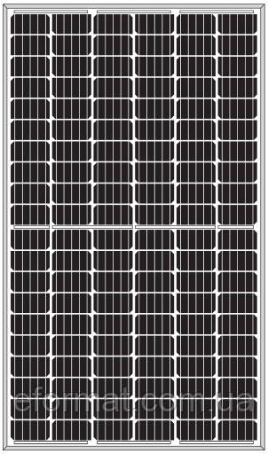 Солнечная панель Leapton LP-P-144-H-360W/5bb, 360 Вт, Mono