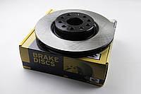 Тормозной диск передний Volkswagen Golf 5