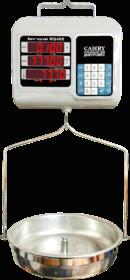 Весы торговые подвесные ВТД-ОCЕ (lcd) світлодіодний дисплей (LCD) 15 кг