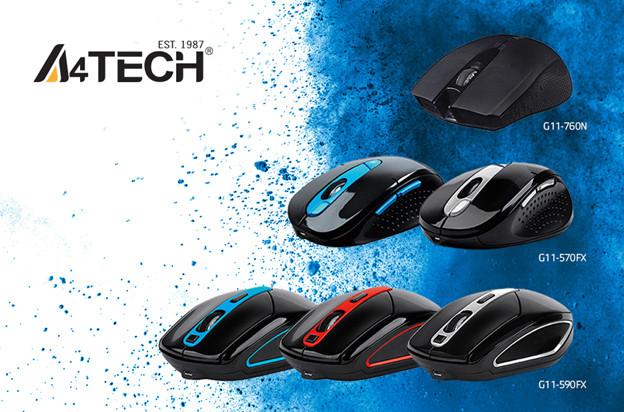 Миші A4Tech