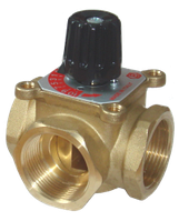Трехходовой смесительный клапан, Barberi (Italy), цена, купить