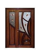 Деревянные двери от производителя.