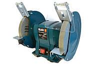 Точильный станок BLACK 46502 круг 200 мм Гарантия 12 месяцев