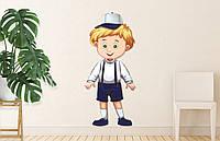 """Бизиборд """"Мальчик. Органы человека"""""""
