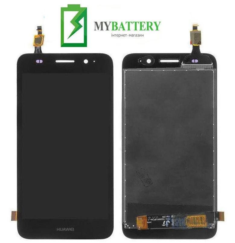 Дисплей (LCD) Huawei Y3 (2017) (CRO-L02/ CRO-L22)/ Y5 Lite (2017) с сенсором черный