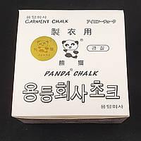 Мыло портновское Panda (Панда) Белое 50шт.