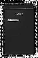 Холодильник Bomann VSR 352 RETRO black
