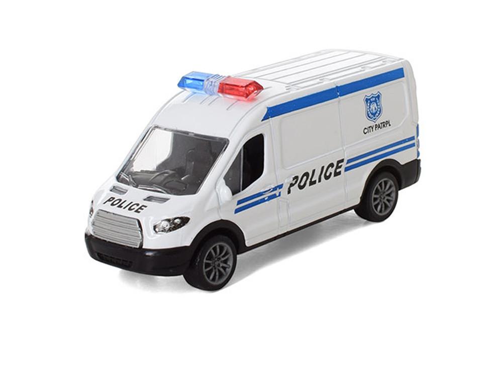 Машина AS-2246P (Полиция) АвтоСвіт, металл.