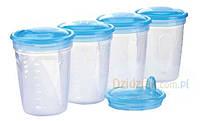 Емкости для хранения молока BabyOno код 1028