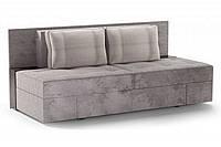 Серый диван-кровать Дублин Константа механизм ножницы