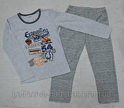 "Дитяча піжама для хлопчика ""Excavator"" (Sevim, Туреччина)"