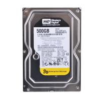 """Жесткий диск / Western Digital / WD5003ABYX-FR / Enterprise / 3.5"""" / WD RE4 / 500GB / 7200rpm / SATA 3Gb/s / 64MB / заводское восстановление"""
