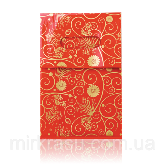 Подарочный пакет «Красный каприз» - Интернет-магазин «Мир КРАСОТЫ» в Харьковской области