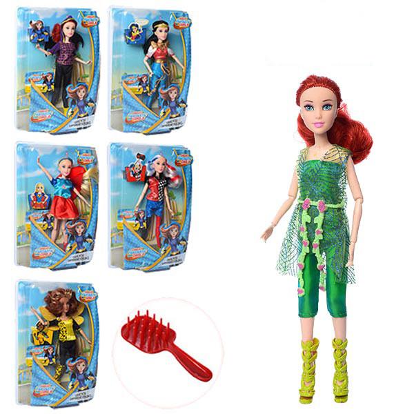 Кукла Ardana SUPER HERO GIRLS 30см 2089 6в.кор.34,5*9*24 /48/