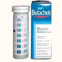 Тест-полоски Бетачек (Betachek) — определение глюкозы в крови