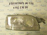 Фара правая Fiat Punto, Фиат Пунто R14259800 №89