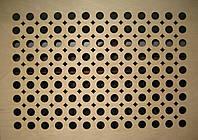 Решетка на радиатор  № 202