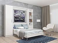 Шкаф- кровать двухспальная 200х160 Smart Bed