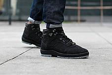 """Зимние ботинки с мехом """"Черные"""", фото 3"""