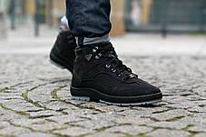 """Зимние ботинки с мехом """"Черные"""", фото 2"""
